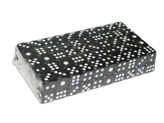 Кубик чёрный