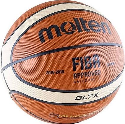 Мяч баскетбольный Molten BGL7X р.7