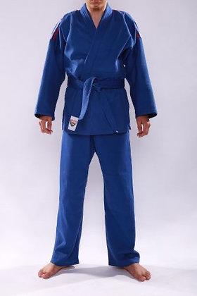 Кимоно дзюдо кадет К-71 синее