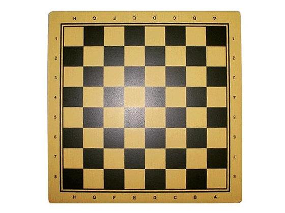 Доска ламинированная для шахмат и шашек. Размер 30*30 см.