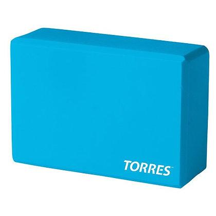 Блок для йоги TORRES