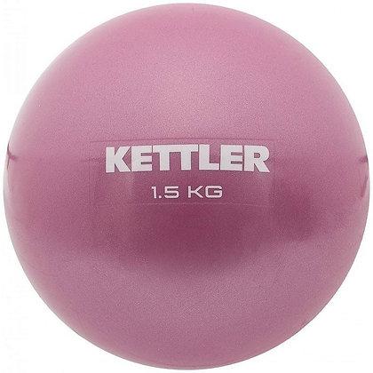 Мяч для пилатеса Kettler 1,5 кг.