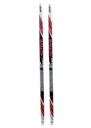 Лыжи с креплением NNN