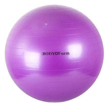 Мяч гимн. BF-GB01 violet 65 см.