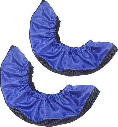 Чехол для коньков мягкие AC-001 синие