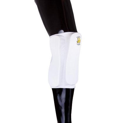 Защита колена Golden Scorpion white 7480