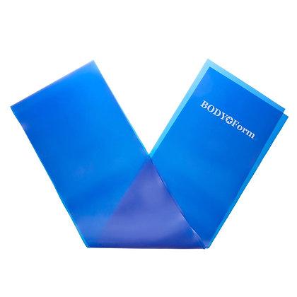 Эспандер латексный Body Form blue ELL14-120