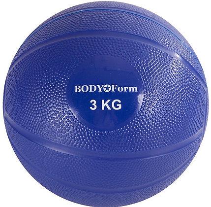 Медбол BF-MDB01 3 кг blue