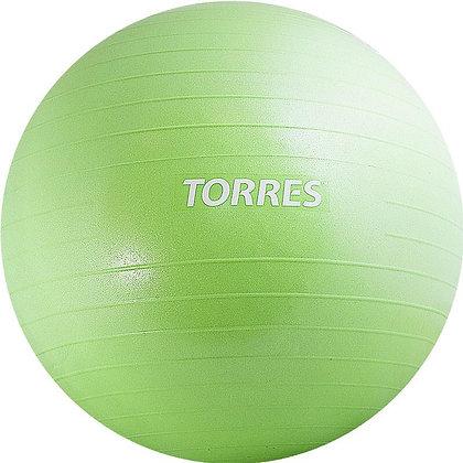 Мяч для фитнеса AL100155 55 см. зелёный