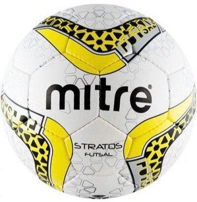 Мяч футбольный Mitre Futsal Stratos