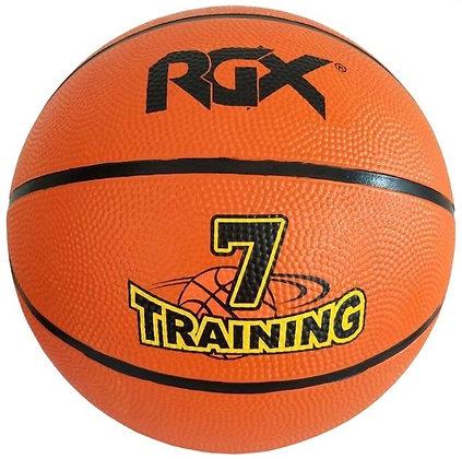 Мяч баскетбольный RGX оранж р.7