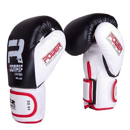 Перчатки боксёрские Roomaif 160 08 oz Dx black