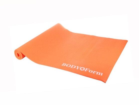 Коврик гимнастический BF-YM01 173*61*0.4 orange