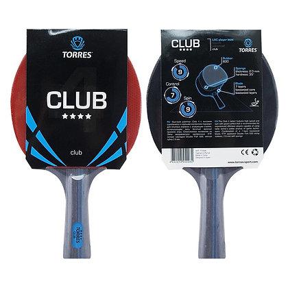 Ракетка для н/т TORRES Club 4*