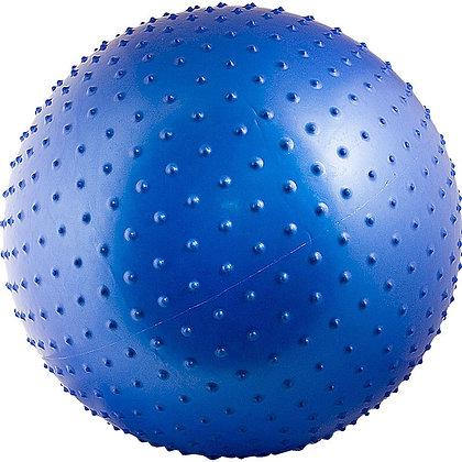 Мяч массажный AL100265 65 см. синий