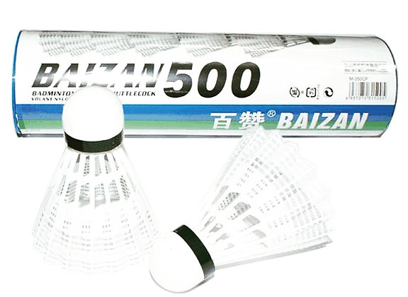 Волан пластик BAIZAN 500