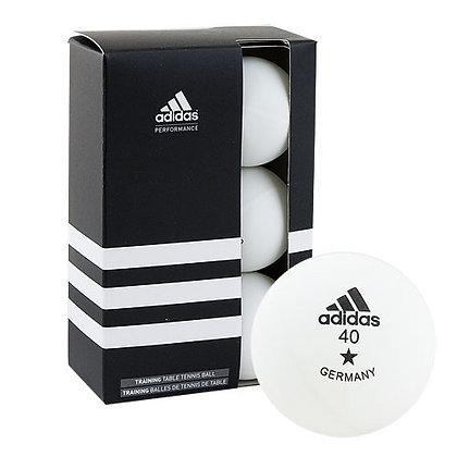Шарик для н/т 6 шт. бел. Adidas