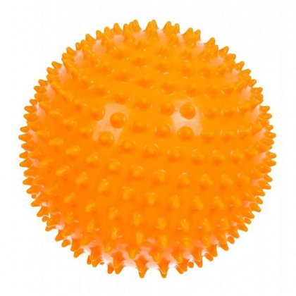 Мяч мас. 85 мм. оранжевый