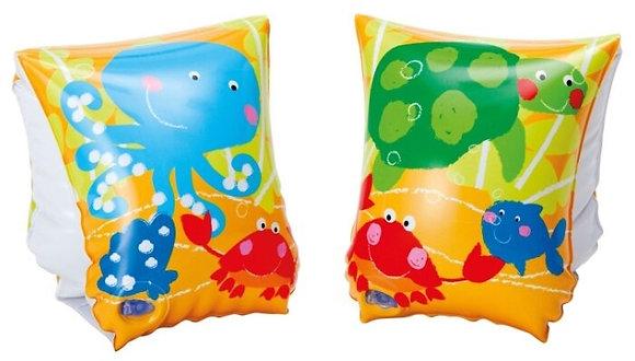 Нарукавники INTEX 58652 цветные