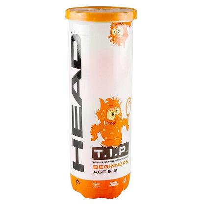 Мяч б/т HEAD TIP 8-9 orange 578123