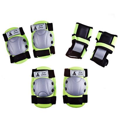 Защита роликовая AC green