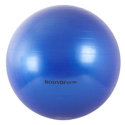 Мяч гимн. 75 см. синий