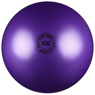 Мяч для худ. гимн. FIG 19 см. фиолетовый