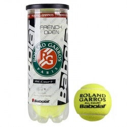 Мяч б/т BABOLAT French Open All Court 501042