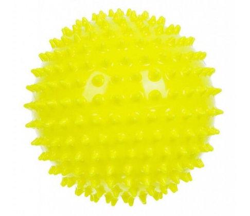 Мяч мас. 85 мм. желтый