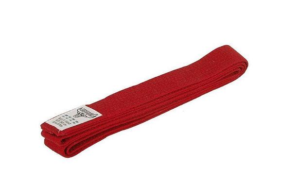 Пояс х/б ROOMAIF красный 2.6 м