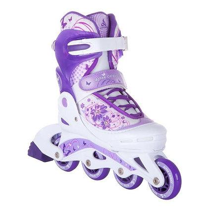 Раздвижные роликовые коньки AC Venera violet