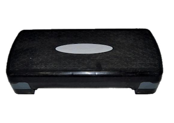 Степ платформа 2 уровня 68х28х15см. 07455