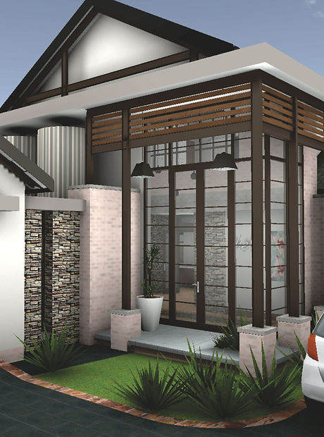 Clearwater Fly Fishing Estate Architects