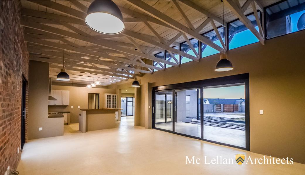 Mc Lellan Architect Custom design spacio