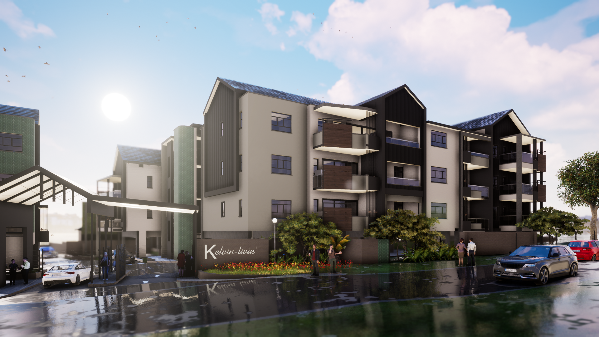 Kelvin Rendering -Street view 2021-01-26