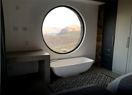 Bath with a view - Specialised design pl