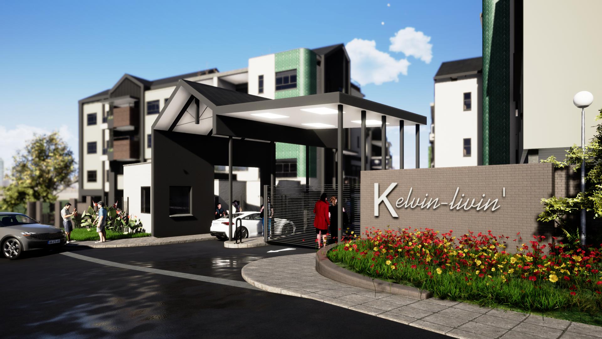 Kelvin Rendering -Vehicle Ent 2021-01-26