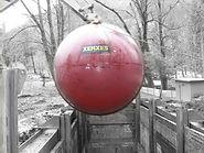 20,000 gallon fiberglass tank