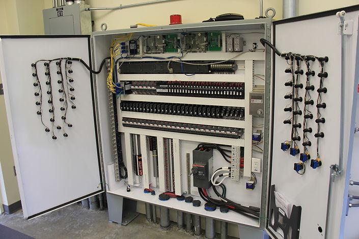 TCOMM Orenco Control Panel