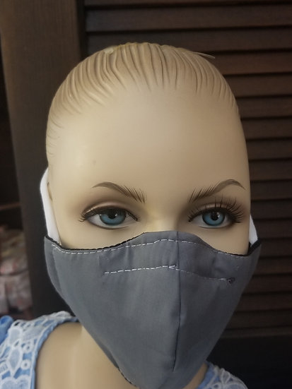 Solid Colors Adult & Childrens Masks Face Coverings