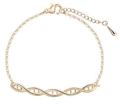 DNA Helix Bracelet