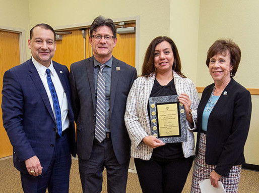 EPCC Receives Award for Excellence in Financial Reporting