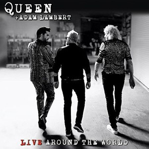 """Queen's """"Live Around the World"""" teaches us why Adam Lambert is the perfect successor of Freddie Merc"""