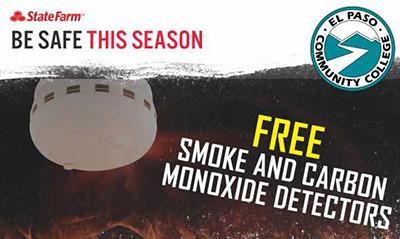 EPCC Fire Tech Program Provides Carbon Monoxide and Smoke Detectors to Community