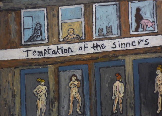 Temptation of the sinners