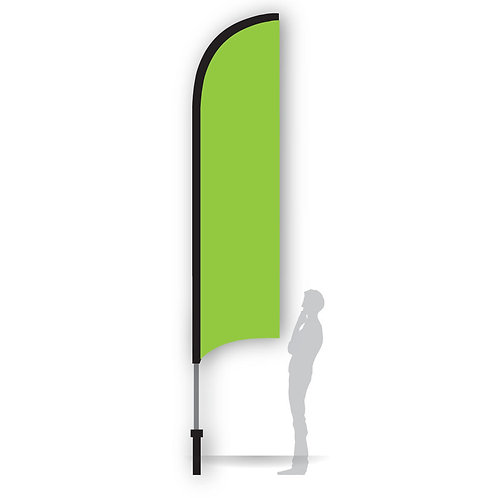 Feather Flag Large - Single Sided Print