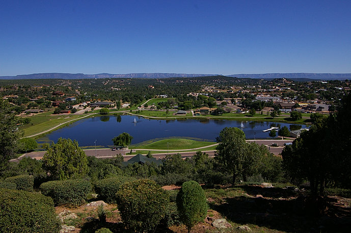 Town Of Payson Green Valley Park