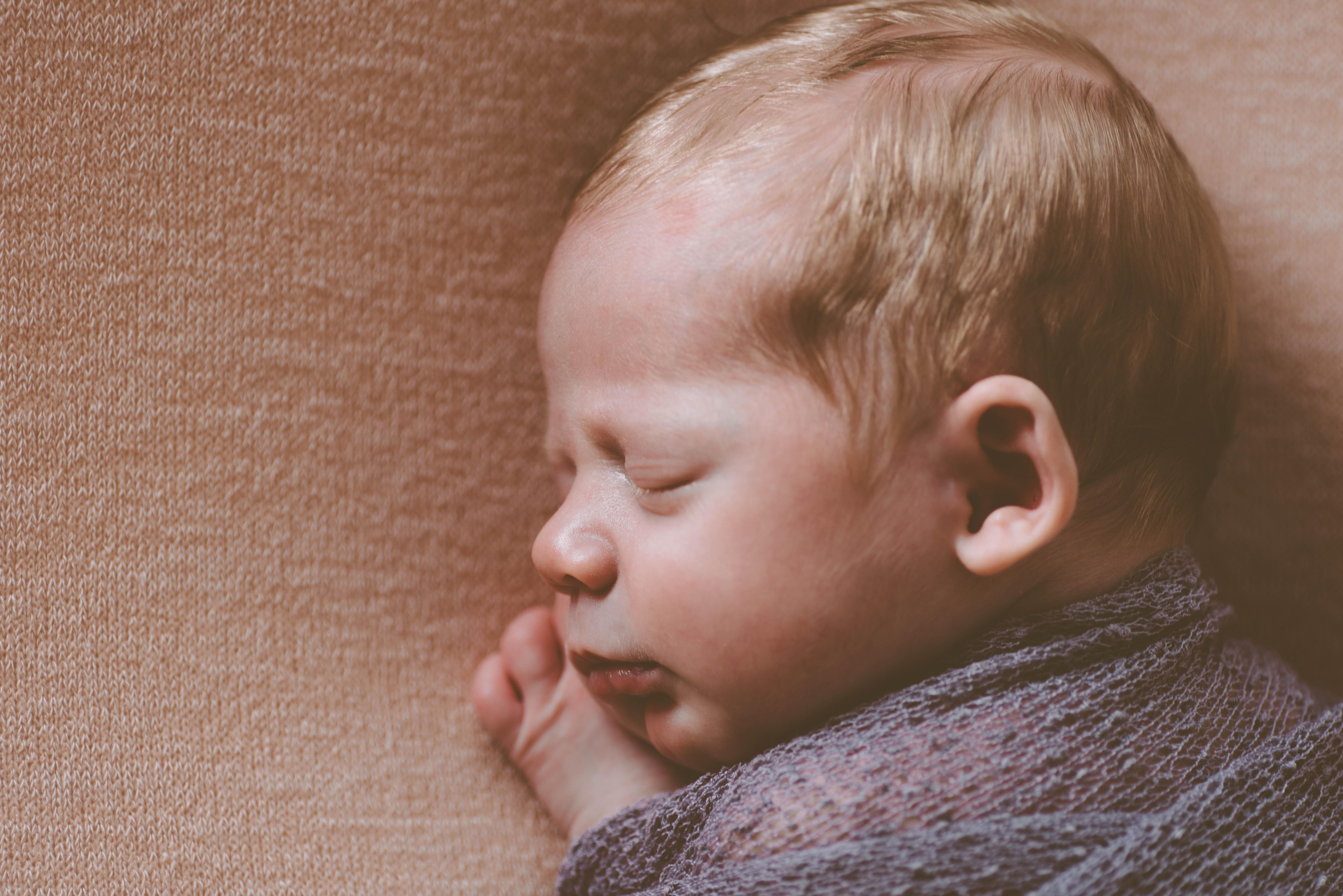 Newborn fotografie Schoonhoven