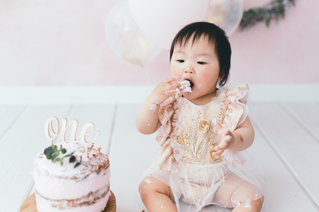 Cake Smash Fotoshoot IJsselstein