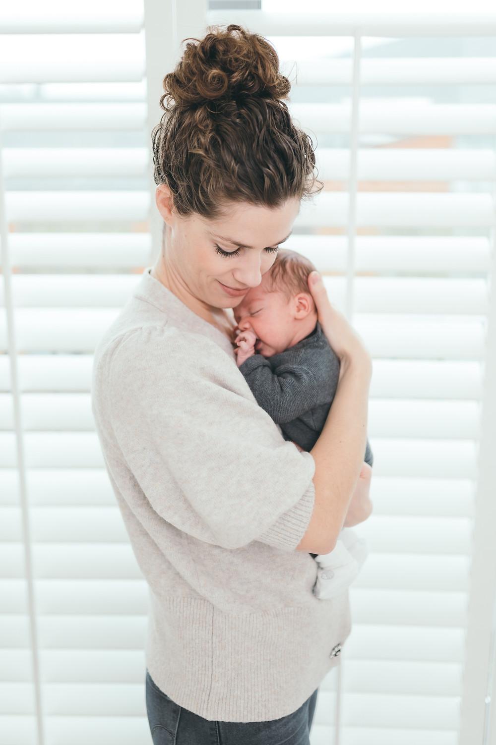 Newborn fotograaf Nieuwegein